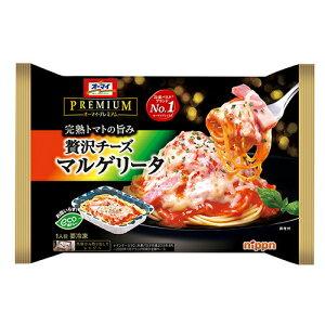 日本製粉 オーマイプレミアム贅沢チーズマルゲリータ 270g×12個 【冷凍食品】