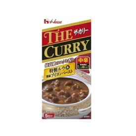ハウス食品 ザ・カリー中辛140g×20個