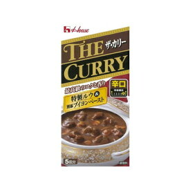 ハウス食品 ザ・カリー辛口140g×80個