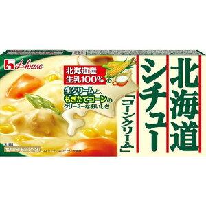 ハウス食品 北海道シチューコーンクリーム180g×30個