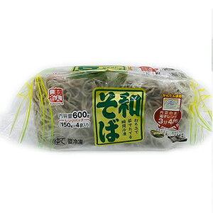 サンデリックフーズ 麺名人 和そば 4玉入×10個 【冷凍食品】 【冷凍食品】