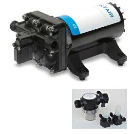 シャフロ Shurflo プロベイトマスター2 4.0 24V | デッキ洗浄用ポンプ ポンプ デッキ洗浄 イケスポンプ ボート ボート用品 船 船舶用品 用品 パーツ 部品 機械 機器
