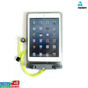 アクアパック AQUAPAC タブレット 電子書籍リーダー用 ケース ミディアム 小物入れ用 658 | 防水 ケース 電子書籍 クリア 防水ケース