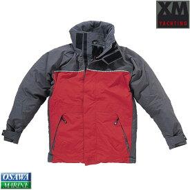 XMジャケット コースタル(COASTAL) レッドL 商品番号:25529L 【ユニマットマリン・大沢マリン・ボート用品・船舶】