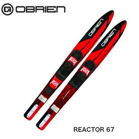 OBRIEN オブライエン リアクターコンボスキー REACTOR 67インチ