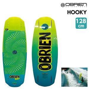 OBRIEN オブライエン ウェイクボード HOOKY 128cm | かっこいい ボード 波 O'brien ウェイクサーフィン 水上バイク ボート モーターボード 引っ張る 海 川 ビーチ用品 グッズ WAKE BOARD WAKEBOARD 人気 緑