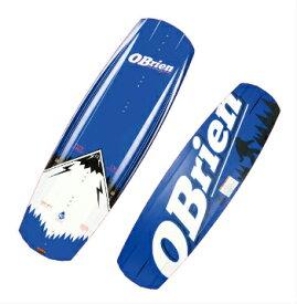 オブライエン OBRIEN ウェイクボード BAKER べーカー 136×43.2cm   WAKE BOARD トーインク サーフィン ボード 波乗り ウォータースポーツ 海 マリンスポーツ かっこいい 夏休み