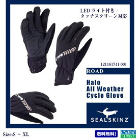Seal Skinz シールスキンズ Halo All Weather Cycle Glove グローブ 121161741-001