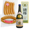 "It is three years grew up in Kusu ""redemption Fuzhou vintage"" and Frank set awamori moromi pork sausages"