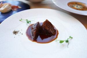【セット】【冷蔵】ハレの日ごはん コース料理2名様分&ラム酒香るマロンケーキ