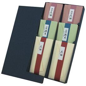進物・贈答用線香 かりん物語 紙箱 たとう紙6包入 薫寿堂
