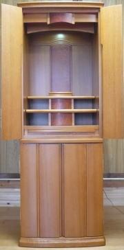 仏壇 モダン仏壇 家具調仏壇 床置きブーン46号 一部地域を除いて無料設置