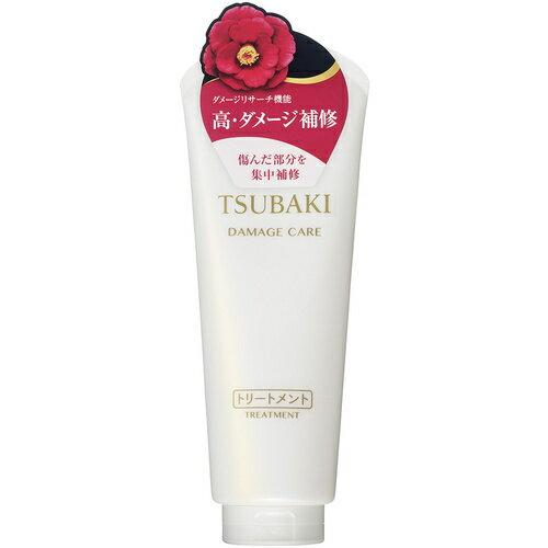 TSUBAKI(ツバキ) ダメージケアトリートメント 180g【3990円以上送料無料】