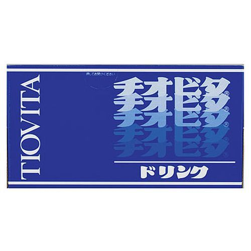 チオビタドリンク 100ml×10本[指定医薬部外品]【3990円以上送料無料】