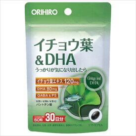 ※PD イチョウ葉&DHA 60粒【3980円以上送料無料】