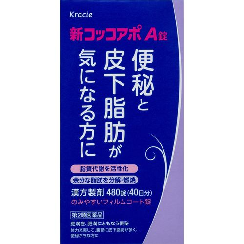 【第2類医薬品】新コッコアポA錠 480錠【送料無料】