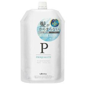 プロカリテ まっすぐうるおい水 つめかえ用 400mL【3990円以上送料無料】