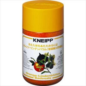 クナイプ(KNEIPP) バスソルト オレンジ リンデンバウム 850g【3980円以上送料無料】