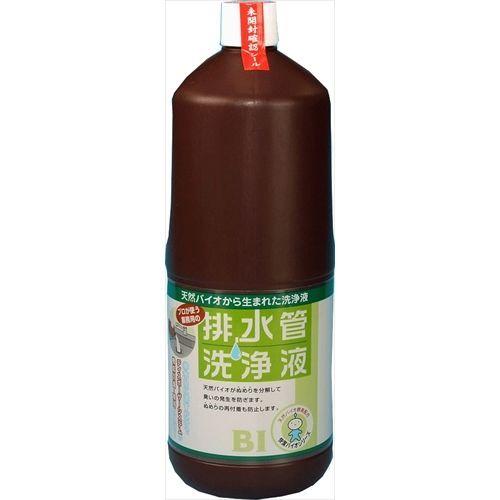 プロが使う業務用 排水管洗浄液 1.8L【天然バイオから生まれた洗浄液】【3990円以上送料無料】