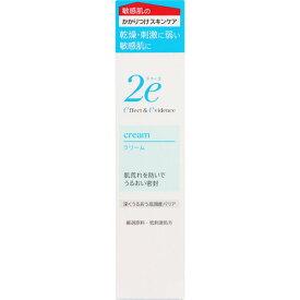 2e(ドゥーエ) 敏感肌用 クリーム 30g【3980円以上送料無料】
