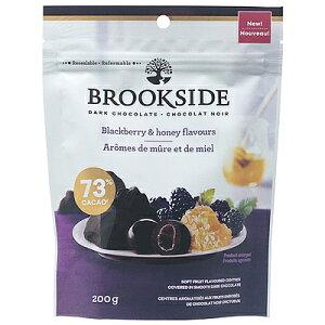 ブルックサイド ダークチョコレート73%カカオ ブラックベリー&ハニー 200g