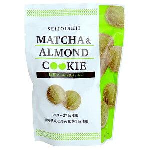 成城石井 抹茶アーモンドクッキー 100g