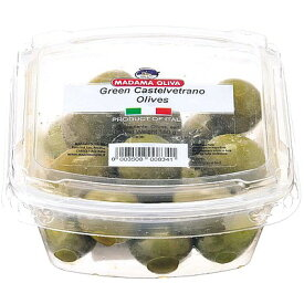 イタリア マダマ・オリヴァ シシリー産 グリーンオリーブ 150g | 水・日出荷不可