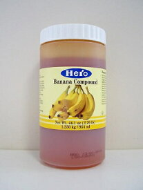 【ヒーロー】フルーツコンパウンド バナナ 1250g