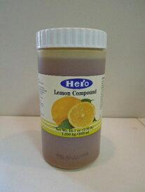 【ヒーロー】フルーツコンパウンド レモン 1250g