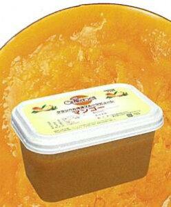 【グランベル】冷凍マンゴーピューレ(10%加糖) 1kg