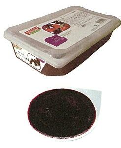 【シコリ】冷凍カシスピューレ(無糖) 1kg
