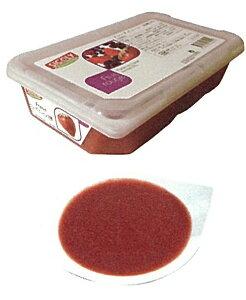【シコリ】冷凍フレーズピューレ(10%加糖) 1kg<いちご>