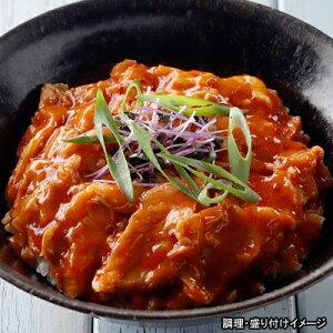 【ヤヨイ】 業務用 どんぶり屋 豚丼の具(旨辛キムチ味) 1食(115g)【冷凍食品】【re_26】 【】