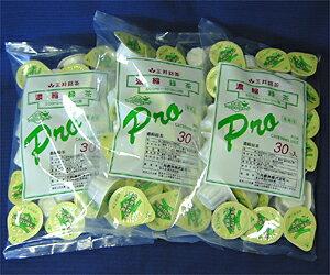 【送料無料】 【三井農林】 業務用 濃縮緑茶 30個入×3袋セット 【jo_62】 【ポイント10倍】【p10】