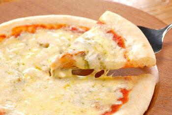 MCC 業務用 ナポリ風マルゲリータピッツァ(8インチ) 1枚(215g) (エムシーシー食品)冷凍食品 ピザ pizza【re_26】 【ポイント10倍】