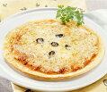 【MCC】業務用ミラノ風シチリアーナピッツァ(8インチ)1枚(160g)(エムシーシー食品)【冷凍食品】【ピザpizza】【re_26】【】