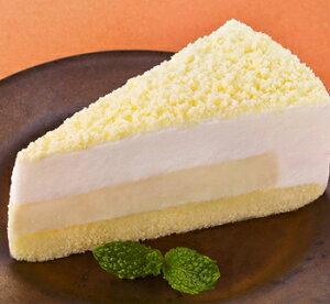 【フレック】 業務用  ダブルチーズケーキ(カット済み) 1箱(6個入)【スイーツ】【冷凍食品】【re_26】【】