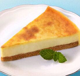●超濃厚● 【フレック】 業務用 ニューヨークチーズケーキ(カット済み)1箱(6個入) スイーツ冷凍食品【re_26】【】
