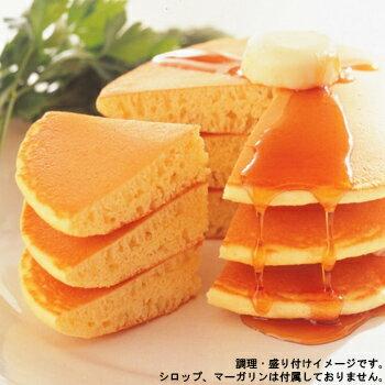 【マリンフード】 業務用 ジャンボホットケーキ 1袋(2枚入り) (パンケーキ)【冷凍食品】【re_26】【ポイント5倍】