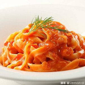 【ヤヨイ】【Oliveto】【生パスタ】 業務用 生パスタ・蟹のトマトソース 1食(260g)【オリベート】冷凍食品【re_26】【】