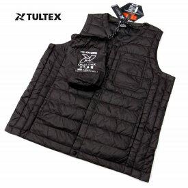 【送料無料】インナーダウンベスト メンズ タルテックスTULTEX◆インナーダウン ベスト◆リアルダウン使用で暖かい。な〜んと約150gしかないんです!LX57551