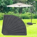 ハンギング用 パラソルベース 13kg|転倒防止 ハンギング パラソルスタンド ポールスタンド ガーデンパラソル 庭 ガーデニング 日除け 土台 支柱 固定