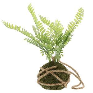 フェイク フォリージ ハンギング モスボール 1 | 観葉植物 壁掛け 壁かけ フェイク ミニ 人工観葉植物 造花 多肉植物 ガラス ガラス鉢 小さい インテリアグリーン おしゃれ プレゼント ギフト