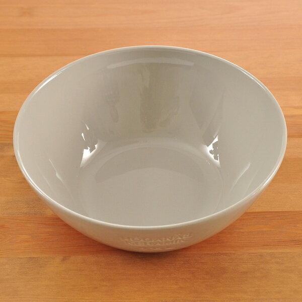 ロールストランド Rorstrand ホガナス・ケラミック ボウル ボール 1.5L ペブルグレー グロッシー Hogannas Keramik