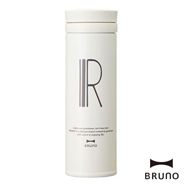 ブルーノ BHK074-R アルファベットタンブラー スリム R