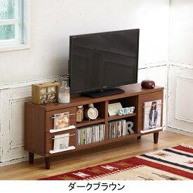 4時間限定P10倍8月20日20時〜 【送料無料】 奥行25cmの日本製薄型テレビ台 (幅120cm) 【大型】