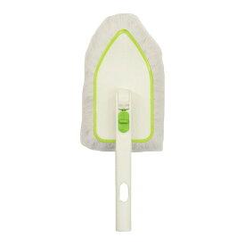 東和産業 バス ブラシ 浴室洗い 取替え用 ハンディ 伸縮柄 (30437)