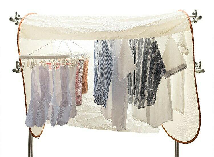 【フォーラル】洗濯物保護カバー 洗濯日和ネクスト