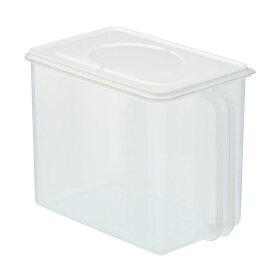 イノマタ化学 保存 保存容器 ケース 食品 ハンディストッカー ホワイト