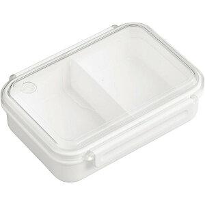 オーエスケ− 弁当箱 まるごと 冷凍弁当 ホワイト 650ml タイトボックス レシピ付 (日本製) PCL-3SR